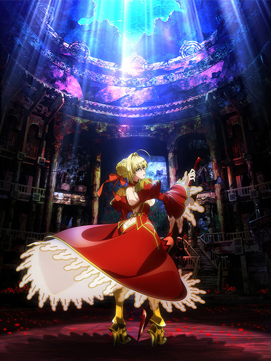 Fate/Extra Last Encore Complete Blu-ray Box Set
