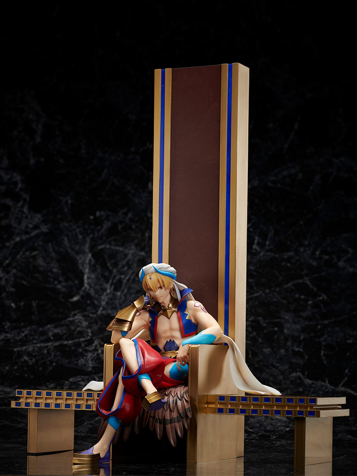 Fate/Grand Order - Absolute Demonic Front: Babylonia - Gilgamesh 1/8 Scale Figure