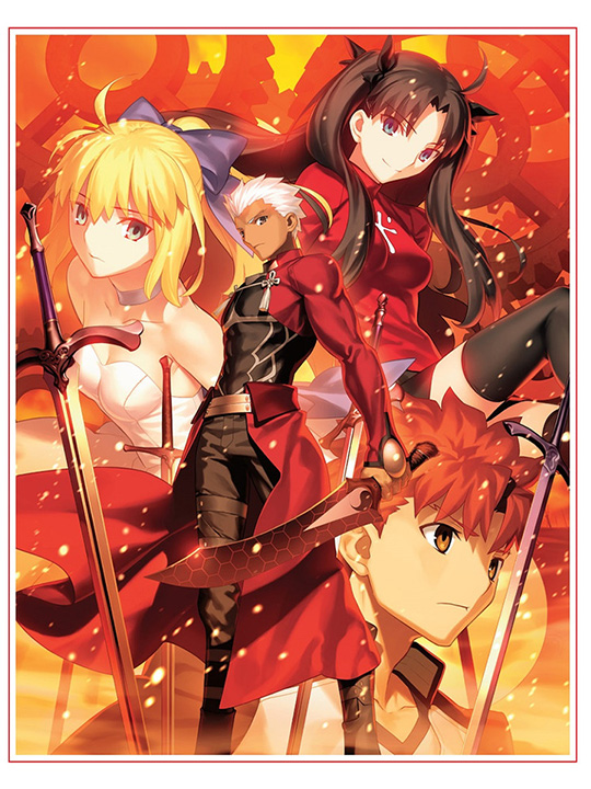 Fate/stay night [Unlimited Blade Works] Complete Box Set Blu-ray