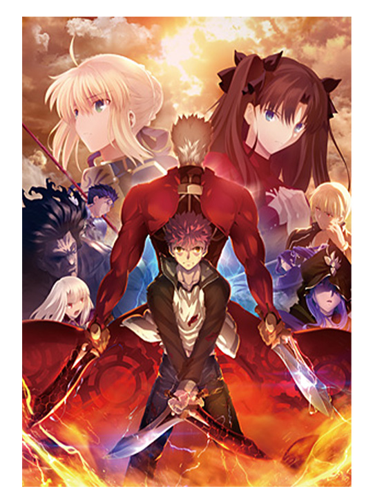 Fate/stay night: Unlimited Blade Works Season 2 DVD